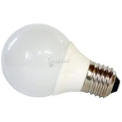 Żarówka LED E27 5W G60 CRI80 kula biała